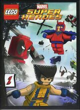LEGO Marvel Super Heroes Vol 1 1