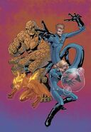 Marvel Age Fantastic Four Vol 1 7 Textless