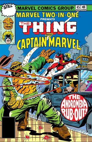 Marvel Two-In-One Vol 1 45
