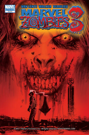 Marvel Zombies 3 Vol 1 2