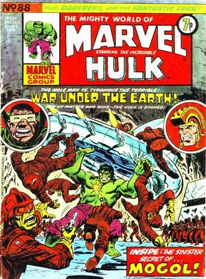 Mighty World of Marvel Vol 1 88