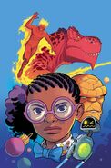 Moon Girl and Devil Dinosaur Vol 1 25 Textless