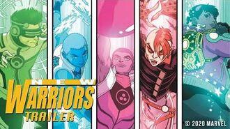 NEW WARRIORS Trailer Marvel Comics