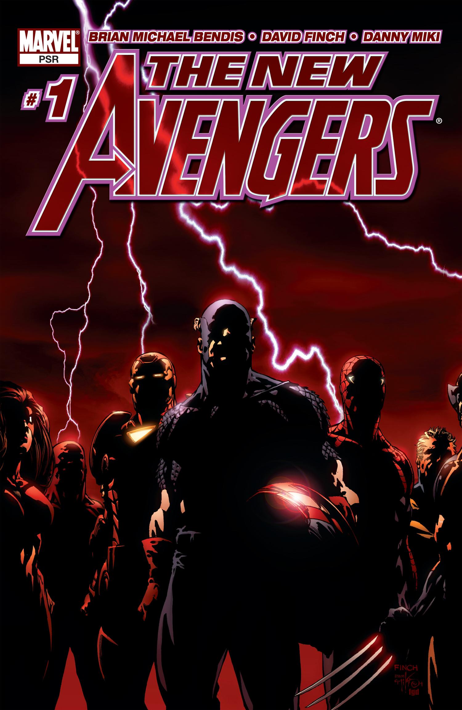 New Avengers Vol.1 (64 de 64) [Marvel] descargar mega español