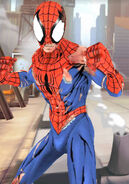 Peter Parker (Earth-TRN461) from Spider-Man Unlimited (video game) 056