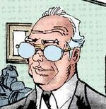 Professor White (Earth-616) from Spider-Man The Lost Years Vol 1 2 0001