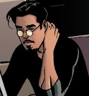 Raz Malhotra (Earth-616) from Ant-Man Annual Vol 1 1 001