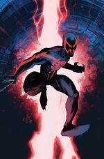 Spider-Man 2099 Vol 4 1 Textless