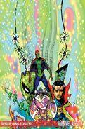 Spider-Man Fever Vol 1 1 Textless
