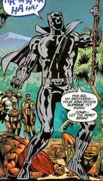 T'Challa (Earth-1145) from Black Panther Vol 3 41 0001