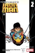 Ultimate Iron Man Vol 1 2