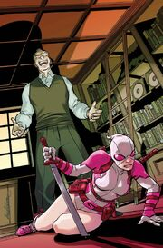Unbelievable Gwenpool Vol 1 9 Textless
