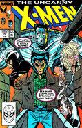 Uncanny X-Men Vol 1 245