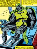 Victor von Doom (Earth-8912) from Iron Man Vol 1 250 0001