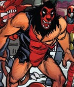 Wade Wilson (Earth-Unknown) from Deadpool Kills Deadpool Vol 1 4 0005