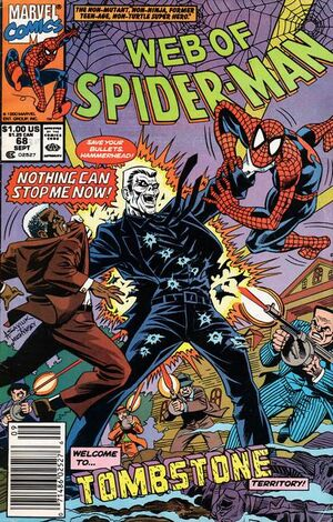 Web of Spider-Man Vol 1 68