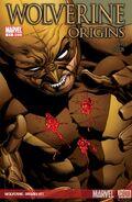 Wolverine Origins Vol 1 11 Textless