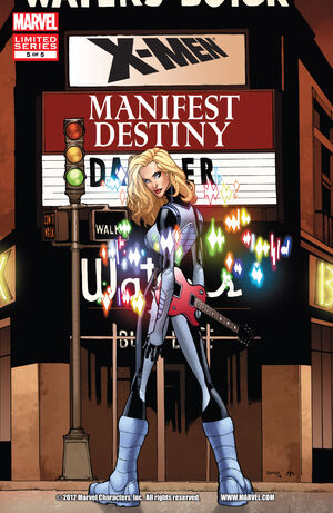 X-Men Manifest Destiny Vol 1 5