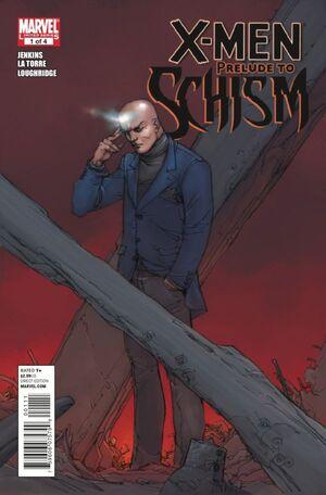 X-Men Prelude to Schism Vol 1 1