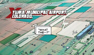 Yuma Municipal Airport from X-Men Worlds Apart Vol 1 3 001