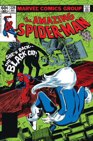 Amazing Spider-Man Vol 1 226
