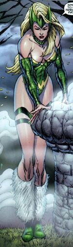 Amora (Onslaught Reborn) (Earth-616) from Onslaught Reborn Vol 1 2 0001