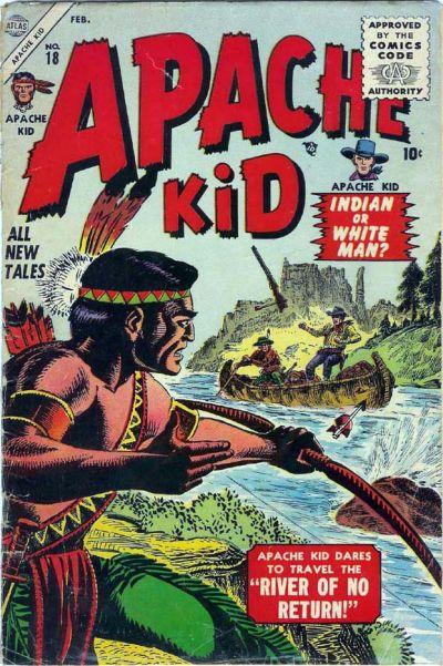 Apache Kid Vol 1 18