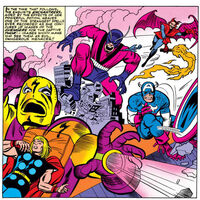 Avenger (Earth-64087) from Avengers Vol 1 7