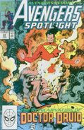Avengers Spotlight Vol 1 37