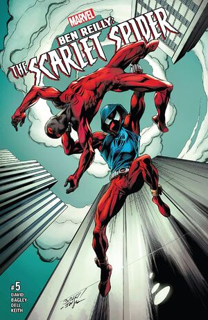Ben Reilly Scarlet Spider Vol 1 5
