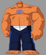 Benjamin Grimm (Earth-135263) from Fantastic Four World's Greatest Heroes 001