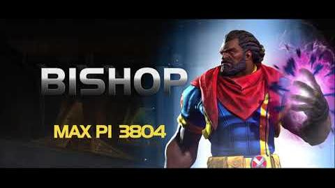 Bishop Special Moves Marvel Contest of Champions