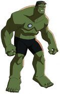 Bruce Banner (Earth-10022) from Planet Hulk (film) 0002