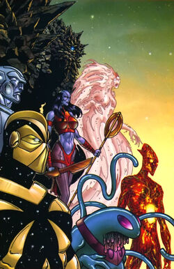 Centurions (Earth-616) from Annihilation Vol 1 2 001