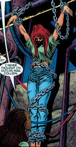 Colleen Wing (Earth-295) from Tales from the Age of Apocalypse Sinister Bloodlines Vol 1 1 0001