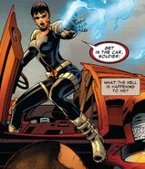 Daisy Johnson (Earth-616) from Battle Scars Vol 1 2 001