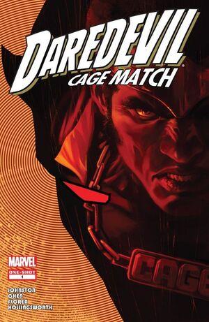 Daredevil Cage Match Vol 1 1