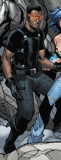 David Alleyne (Earth-616) from New X-Men Vol 2 31 0001