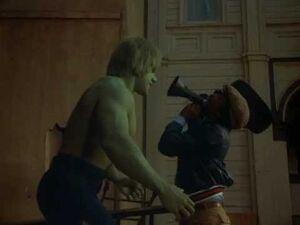 David Banner (Earth-400005) from The Incredible Hulk (TV series) Season 4 15 001