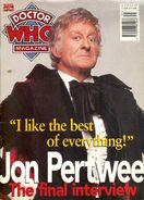 Doctor Who Magazine Vol 1 241