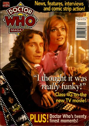 Doctor Who Magazine Vol 1 242