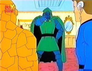Fantastic Four (1978 animated series) Season 1 12 Screenshot