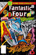 Fantastic Four Annual Vol 1 12