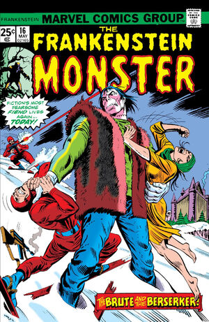 Frankenstein Vol 1 16