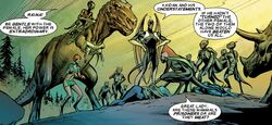 Hauk'ka from Uncanny X-Men Vol 1 455 004