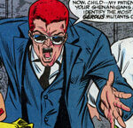 Henry Gyrich (Earth-TRN566) from X-Men Adventures Vol 1 2 0001