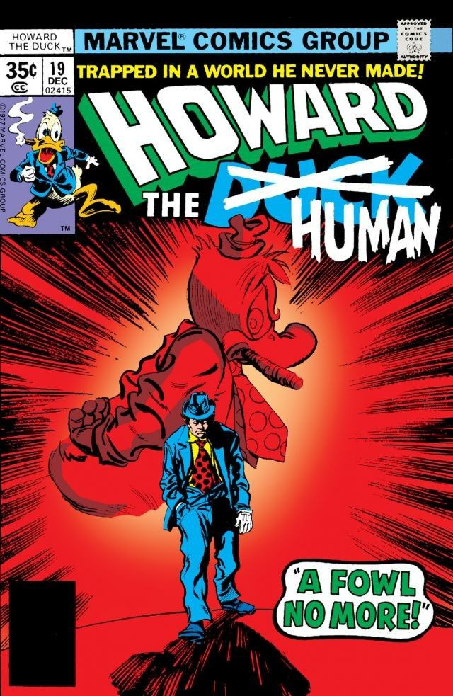 Howard the Duck Vol 1 19