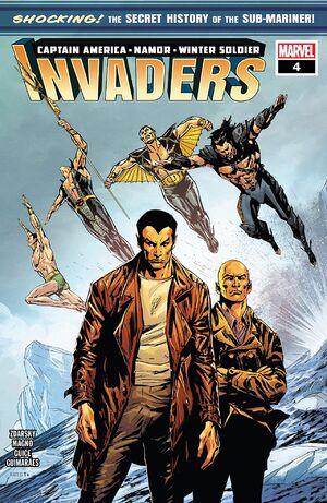 Invaders Vol 3 4