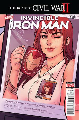 Invincible Iron Man Vol 3 10