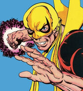 Iron Fist (H'ylthri) (Earth-616) from Power Man and Iron Fist Vol 1 119 0001